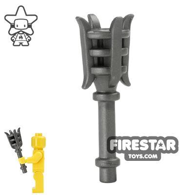 BrickWarriors - Metal Torch - Steel