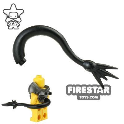 BrickWarriors - Barbed Tail - Black