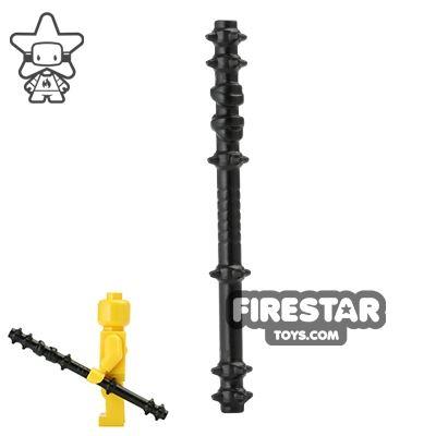 BrickWarriors - Quarterstaff - Black