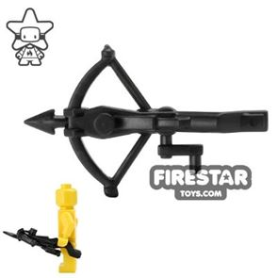 BrickWarriors - Crossbow - Black