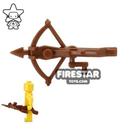 BrickWarriors - Crossbow - Brown