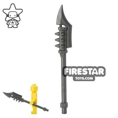 BrickWarriors - Ogre Warclub - Steel