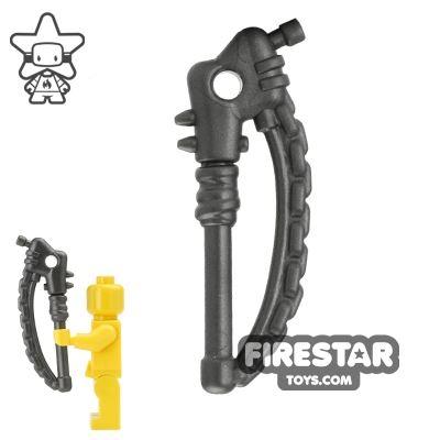 BrickWarriors - Chained Pipe - Steel