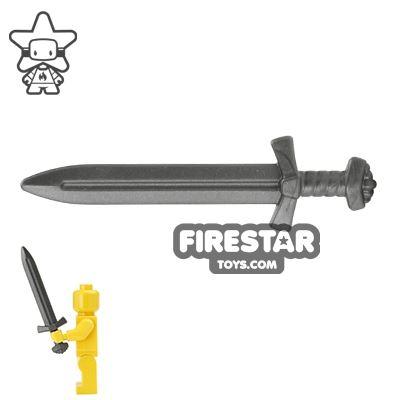 BrickWarriors - Viking Longsword - Steel