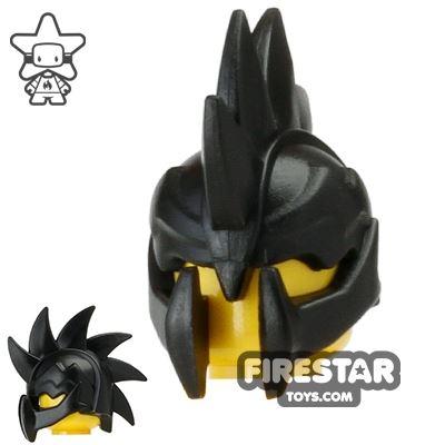 BrickWarriors Demon Helmet