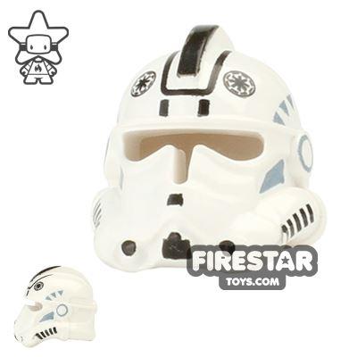 LEGO Clone Trooper Pilot  Helmet Ep.3 Black Markings