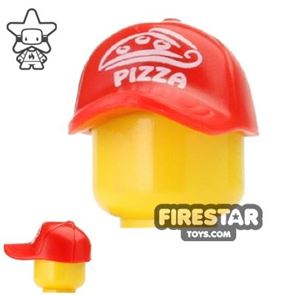 LEGO Cap Pizza Delivery