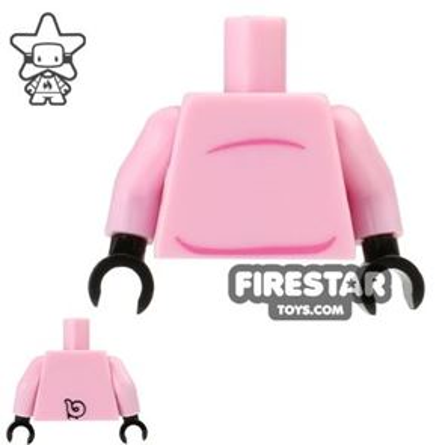 LEGO Mini Figure Torso - Pig Suit
