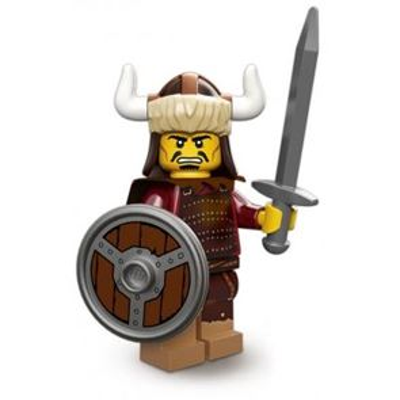 LEGO Minifigures - Hun Warrior