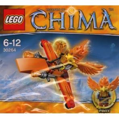 LEGO Chima 30264 - Frax' Phoenix Flyer