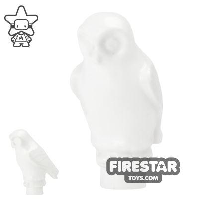 LEGO Animals Mini Figure - Owl - White