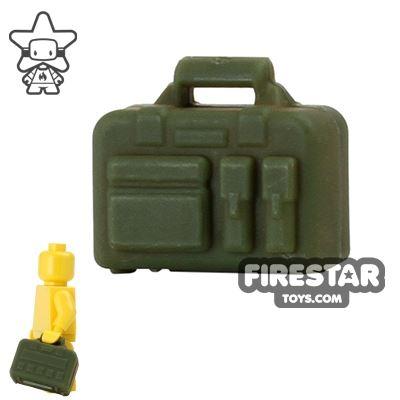 SI-DAN - Equipment Bag - Tank Green