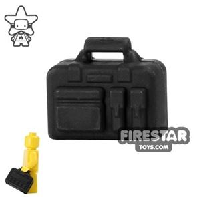 SI-DAN - Equipment Bag - Black