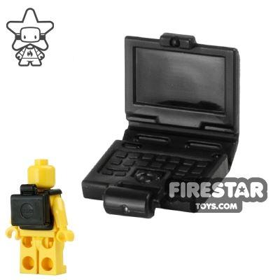 SI-DAN - Military Computer - Black