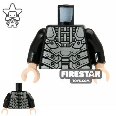 LEGO Mini Figure Torso - Teenage Mutant Ninja Turtles - Shredder Armour