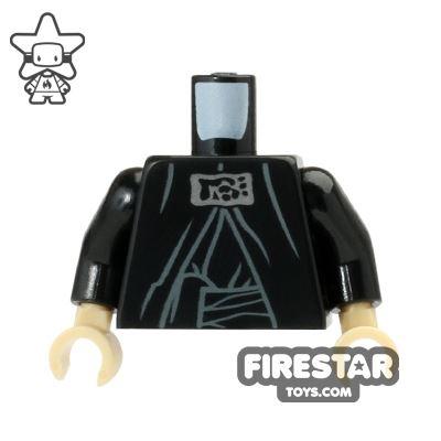 LEGO Mini Figure Torso - Emperor Palpatine