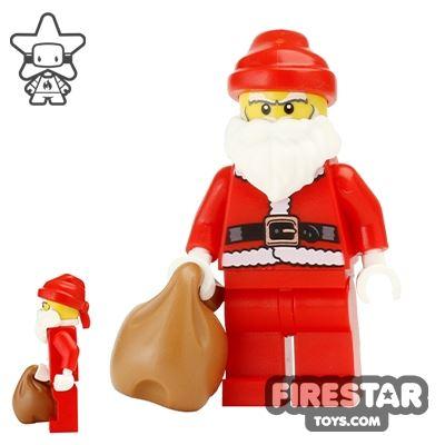 LEGO Holiday Mini Figure - Santa - Father Christmas
