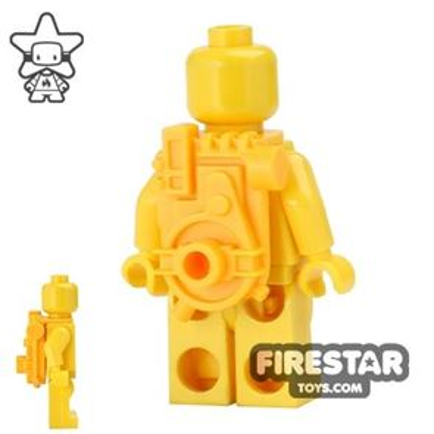 BrickForge - Particle Pack - Bright Light Orange