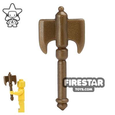 BrickForge - Battle Axe - Bronze
