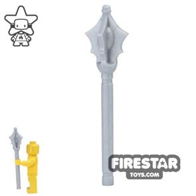 BrickForge - Sorcerer Staff - Silver