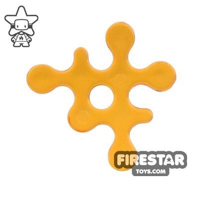 BrickForge - Splat - Trans Orange