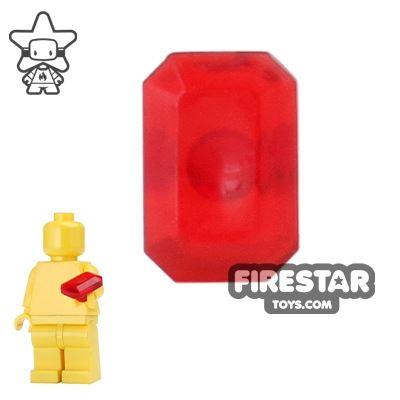 BrickForge - Gemstone - Ruby - Trans Red
