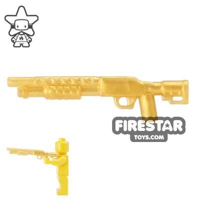 SI-DAN - Mossberg 590 - Pearl Gold