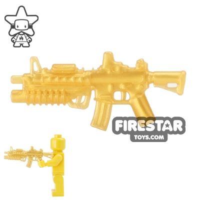 SI-DAN - M4A1 SB - Pearl Gold