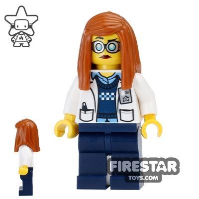 LEGO Ultra Agents Mini Figure - Professor Christina Hydron