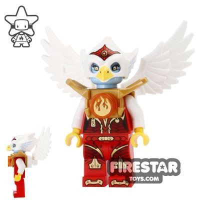 LEGO Legends of Chima Mini Figure - Eris - Fire Chi