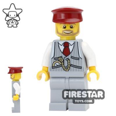 LEGO City Mini Figure – Balloon Vendor