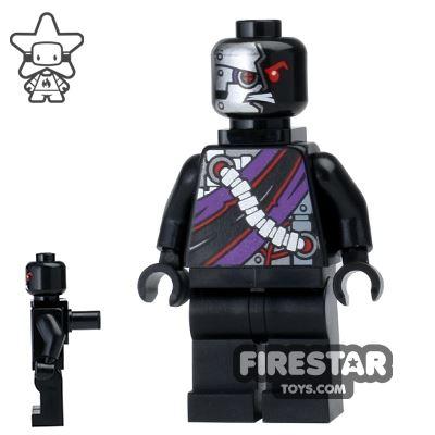 LEGO Ninjago Mini Figure - Nindroid Drone with Neck Bracket