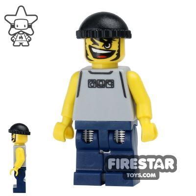 LEGO Basketball Street Player - Cap