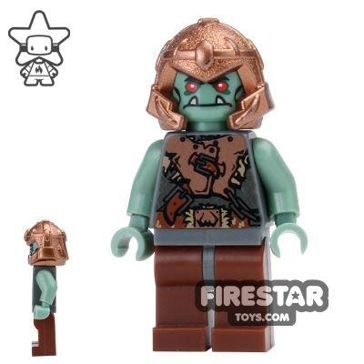 LEGO Castle Fantasy Era - Troll Warrior 7 (Orc)