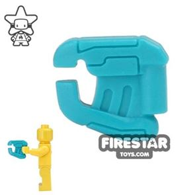 BrickForge - Plasma Blaster - Turquoise
