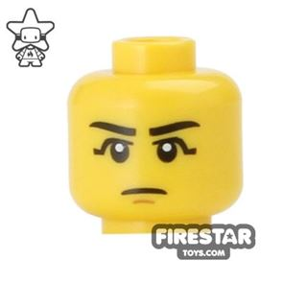 LEGO Mini Figure Heads - Egyptian Warrior