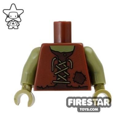 LEGO Mini Figure Torso - Goblin