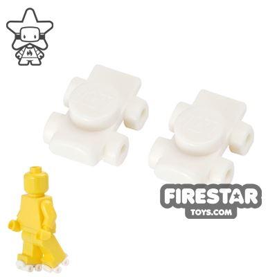 LEGO - Roller Skates - White