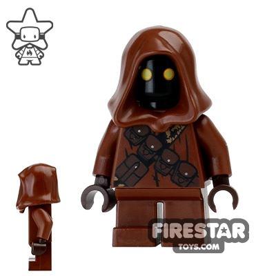 LEGO Star Wars Mini Figure - Jawa with Gold Badge