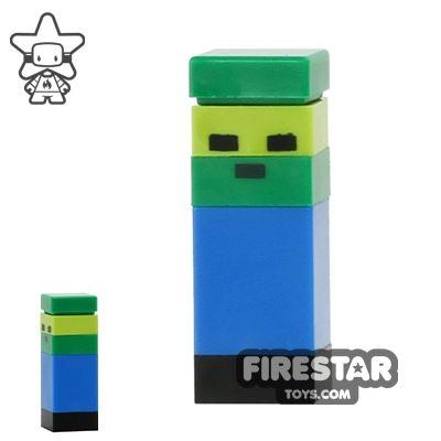 LEGO Minecraft Mini Figure - Micromob Zombie