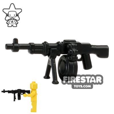 Brickarms - RPD Machine Gun - Black