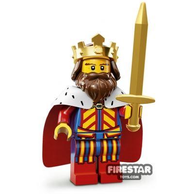 LEGO Minifigures - Classic King