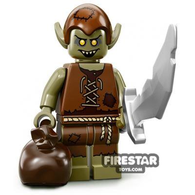 LEGO Minifigures - Goblin