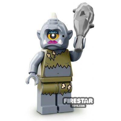 LEGO Minifigures - Lady Cyclops