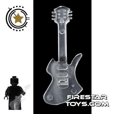 Amazing Armory -  Transparent Electric Guitar 3