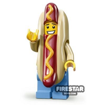LEGO Minifigures - Hot Dog Man