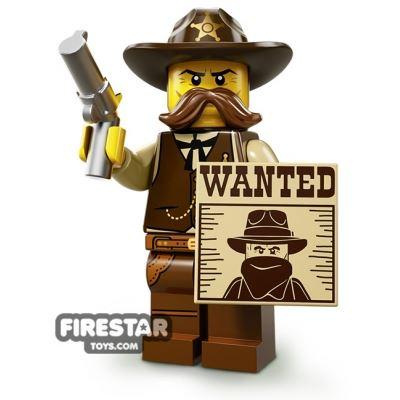 LEGO Minifigures - Sheriff