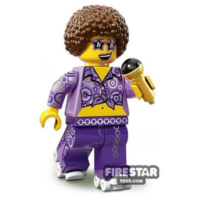 LEGO Minifigures - Disco Diva