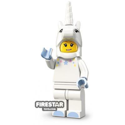 LEGO Minifigures - Unicorn Girl