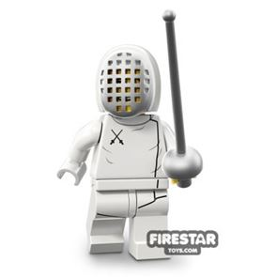 LEGO Minifigures - Fencer